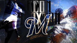 Download Keon Broxton   2017 Brewers Highlights ᴴᴰ Video