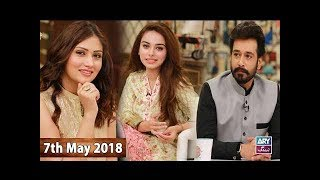 Download Salam Zindagi With Faysal Qureshi - Tipu Sharif & Anum Aqeel - 7th May 2018 Video