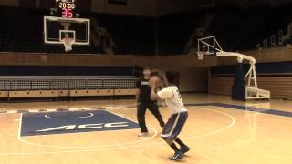 Download Tony Romo vs. Quinn Cook: 1 on 1 Video