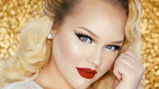 Download Vintage Glam PROM Makeup Tutorial ∙ RuPaul Inspired Video