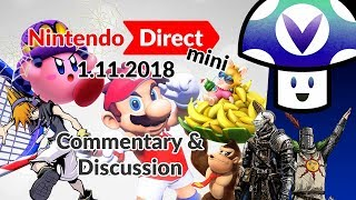 Download [Vinesauce] Vinny - Nintendo Direct Mini 1.11.2018: Commentary & Discussion Video