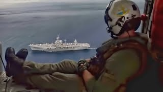 Download U.S. Navy Flag Ship In South China Sea (MARCH 2019) Video