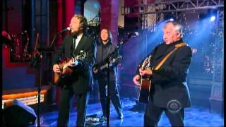 Download John Prine & Jim James ″All The Best″ - Live From David Letterman Video