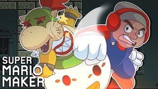 Download I NEVER HAD A PROBLEM WITH BOWSER JR. TILL TODAY!! [SUPER MARIO MAKER] [#134] Video