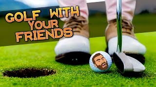 Download IS THIS GOLF? OMG!?!?! - Golf With Friends Funny Moments & FAILS Video