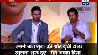 Download Fighter's story: Yuvraj Singh's story by fellow cricketers Video