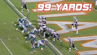 Download Longest Passing Plays in NFL History (95+ yards) Video