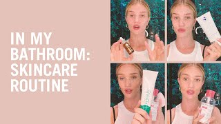 Download Rosie Huntington-Whiteley shares her skin care routine Video