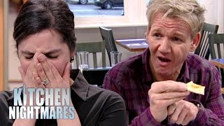 Download Chef Ramsay's Criticisms Reduce Staff To Tears - Kitchen Nightmares Video