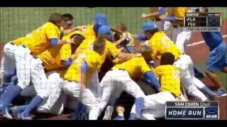 Download UC Santa Barbara Walk-Off Grand Slam vs. Louisville to reach the College World Series Video
