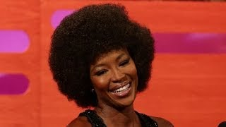 Download NAOMI CAMPBELL Addresses Her Wildest Craziest Rumors - The Graham Norton Show on BBC AMERICA Video