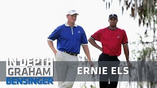 Download Ernie Els: It pains me to praise Tiger Woods Video