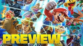 Download Super Smash Bros. Ultimate Hands-On Preview Video