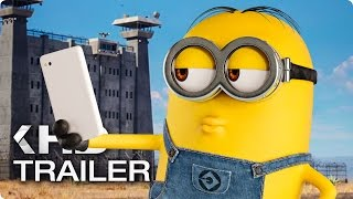 Download DESPICABLE ME 3 ALL Trailer & Clips (2017) Video