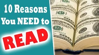 Download 10 Surprising Benefits of Reading More Video