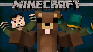 Download Pedobear Forest - Minecraft Machinima Video