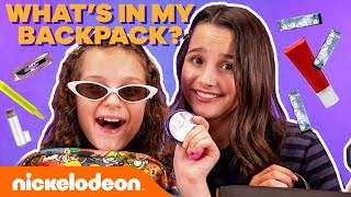 Download What's in Annie & Hayley's BACKPACKS?! 🎒 | Dora and the Lost City of Gold | Nick Video