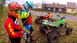 Download ATV madness ride / Quad bikes offroad riding / highway to hell !! Video
