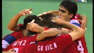 Download 1996 Olympic Games Volleyball Brazil - Yugoslavia set 4 Video