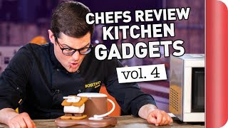 Download Chefs Review Kitchen Gadgets Vol. 4 Video