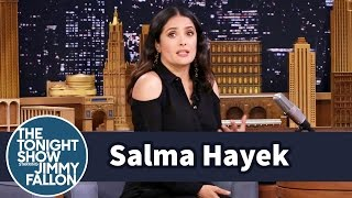 Download Salma Hayek Thought Her Husband Was Having an Affair with an App Video