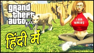 Download GTA 5 - Zoo Tour in Hindi Gameplay - Hitesh KS Hindi Gaming Video