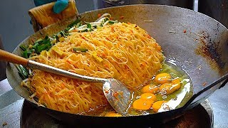 Download The Best & Most Famous PAD THAI | Bangkok Thailand Video