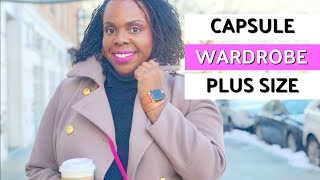 Download How to Make a Capsule Wardrobe Plus Size   Winter Video