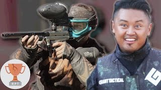Download Regular People Vs. Professional Paintballers Video