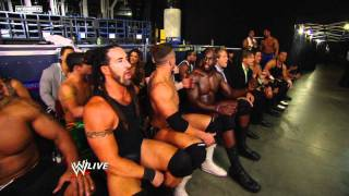 Download Raw - WWE COO Triple H fires The Miz and R-Truth Video