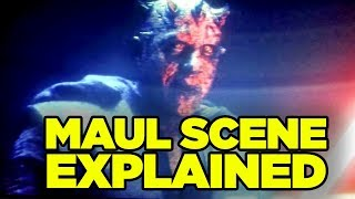 Download Solo Star Wars ENDING EXPLAINED (Secret Cameo Breakdown!) // Darth Maul Alive Explained Video