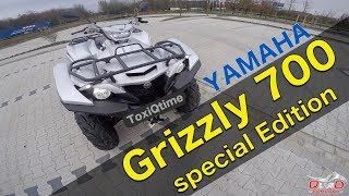 Download YAMAHA Grizzly 700 Special Edition / Test / ToxiQtime Video