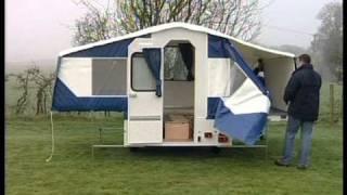 Download Dandy / Riva Designer Folding Camper Video