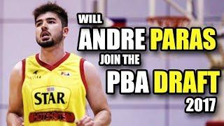 Download Andre Paras PBA D-League Game Review | PBA Draft 2017 Prospect ᴴᴰ Video