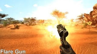 Download All Weapons Shown - Far Cry 2 Video