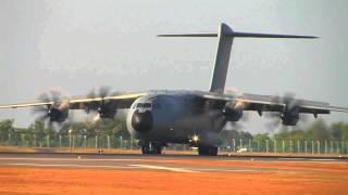 Download RMAF Airbus A400M First Landing in Langkawi (LIMA 2015) Video
