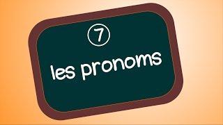 Download Les pronoms (organisation de la phrase) Video