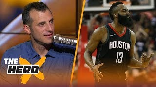Download Doug Gottlieb on Rockets Game 1 loss, Draymond's antics, Durant and Harden | NBA | THE HERD Video