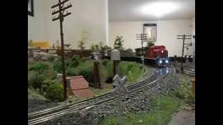 Download Maquetas de trenes ho en mexico 2013. Video