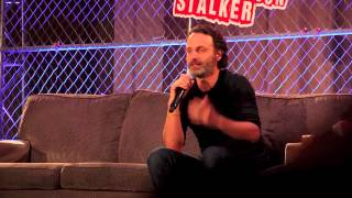Download Andrew Lincoln on Developing Rick's Accent for The Walking Dead Video