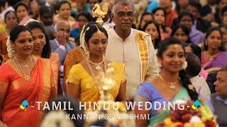 Download KANNAN & LAKSHMI TAMIL HINDU WEDDING Video