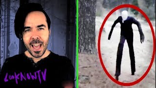 Download 10 PARANORMAL & MYSTERIOUS Things Caught On Camera! Video