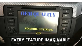 Download You NEED this radio if you own a BMW E46! Video