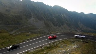 Download The greatest driving road in the world! | Now in Full HD | Top Gear | Series 14 | BBC Video