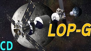 Download NASA's Next Space Station LOP-G | was the Deep Space Gateway Video
