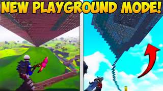 Download *NEW* PLAYGROUND MODE BEST BUILDS! - Fortnite Funny Fails and WTF Moments! #239 (Daily Moments) Video