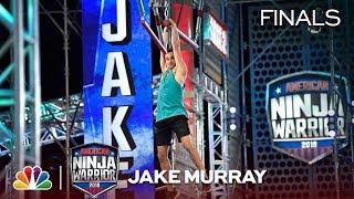Download Jake Murray at the Vegas Finals: Stage 2 - American Ninja Warrior 2018 Video