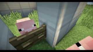 Download [ minecraft ] นิทานเรื่อง ลูกหมูสามตัว ( มายคราฟ ) Video