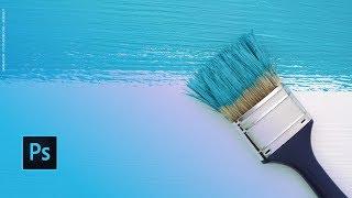 Download Peinture naturelle dans Photoshop : de la photo au dessin   Adobe France Video