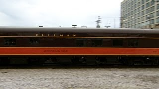 Download Pullman rail cars: A detour back through time Video
